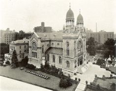 St. Raymond Roman Catholic Church, Bronx, NY. 1942, work was done again to church in the 1960 to comply with the Second Vatican Council.