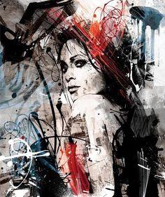 Great Illustration by an Australian painter Joshua Miels.  Великолепная иллюстрация австралийского художника Джошуа Майлза.  #иллюстрация #искусство #графика #холст #арт #выставки #art #illustration #pencil #artsy #drawing #draw #digitalart #mixedart #sketchbook #graphic #exhibitions #timetoart
