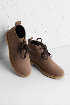 Classic desert boot styling with a modern feminine twist. Our handsome  Rocky Shore Boots have fbd4eaa8d8