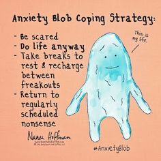 Anxiety Facts, Test Anxiety, Deal With Anxiety, Anxiety Tips, Social Anxiety, Anxiety Relief, Stress And Anxiety, Frases, Motivational Quotes
