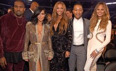 Chrissy Teigen Invents Her Own Paleo-Style Fast Weight Loss Diet, Poses With Kimye And Beyonce [Video]
