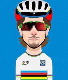 Peter Sagan vuelve a ganar el Mundial de Ciclismo