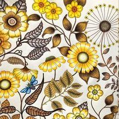 Paisagem flores - Jardim secreto