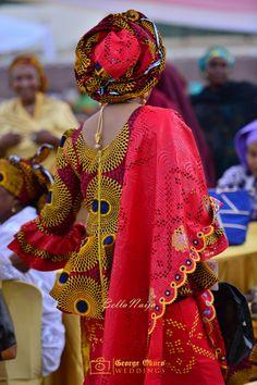 Hadiza Maitama-Sule & Salihu Rilwanu Lukman's Northern Nigerian Wedding in Kano | Fulani Kamu | BellaNaija 2015.George Okoro-290