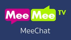 Come join us in a live Meechat at Meemee.tv going on right now! Click this post to join, participate and watch!