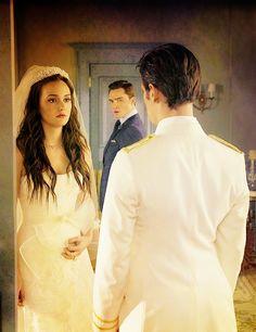 Gossip Girl - Blair as bride :)