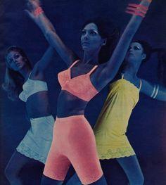 Maidenform ad, 1968