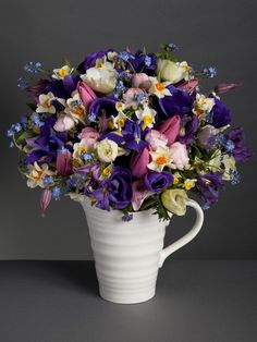 Sophie Conran's Mother's Day Bouquet and Pitcher - Wild At Heart Blog
