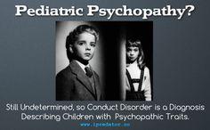 #Psychopathy #ConductDisorder #iPredator Image-Free to D/L, Edit for Edu. Purposes. iPredator Inc. New York, USA  Online Psychopath Checklist https://www.ipredator.co/online-psychopaths/
