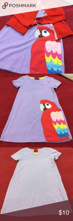 Mini Boden girl's dress in EUC size 3-4 Y. Super cute dress from Mini Boden. Great for play! Wear with tights and a sweater in the Fall and by itself in the warmer weather! Size 3-4 Y. In EUC. Mini Boden Dresses Casual