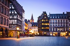 Discover the best places to dine in stunning Strasbourg, the new centre of culture in eastern France.