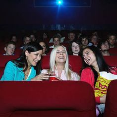 Be social: Going to the movies or out for coffee with friends may help all of you grow old together. | Health.com