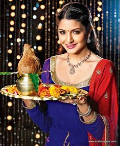 Anushka Sharma Indian Celebrity Jewellery By Avalon C10