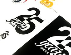 """Check out new work on my @Behance portfolio: """"25 Years Anniversary Logo"""" http://on.be.net/1Lr1Wvg"""