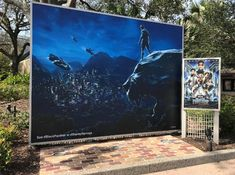 New  Black Panther  Photo Op in Disney Springs 8a49e6b8452b