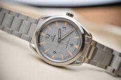 Omega Railmaster Master Chronometer $5000