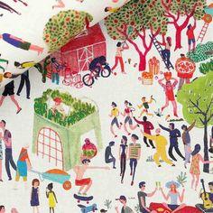 Thomas Mason Seasonal Selection Shirt Fabrics | Summer 2021 | Senszio Trend Analysis, Bold Stripes, The Selection, Summertime, Floral Prints, Spring Summer, Colours, Seasons, Raw Materials