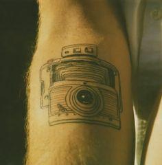 camera love in ink