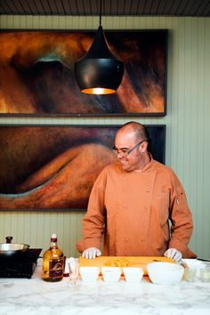 ... Recipe: Chilled Papaya Soup with Pisco and Lime — Chef Recipe