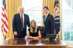 Ivanka Trump took to Twitter to share a photo of herself sitting behind the Oval Office desk, which raised a lot of eyebrows and infuriated many social media users — see how Twitter reacted here