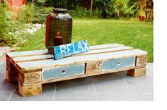 Paletten-Sideboard bauen mit Coop Bau+Hobby