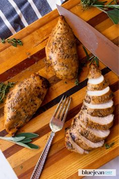 This recipe for air-fried chicken breast is an easy, quick fix that delivers a tasty and moist chicken breast in just over 10 minutes. Fried Chicken Breast, Boneless Chicken Breast, My Favorite Food, Favorite Recipes, Friend Recipe, Juicy Steak, Dinner Entrees, Cooking 101, Air Fryer Recipes