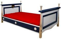 Boys Baseball Bed.