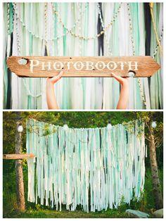 Mais um Photo booth – fácil de fazer!