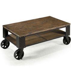 Ironwood Starter Coffee Table