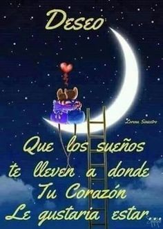 79 Best Buenas Nochesgood Night Images Good Night Good Evening