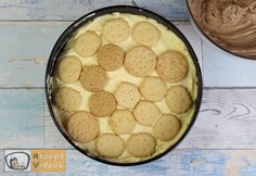 Kinder bueno torta recept elkészítése 13. lépés Breakfast, Food, Molten Chocolate, Food Food, Morning Coffee, Essen, Meals, Yemek, Eten