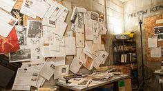 Bildresultat för detective wall