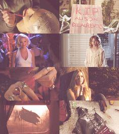 Pretty Little Liars Halloween Episode #PrettyLittleLiars #DressAppTV