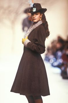 Karl Lagerfeld RTW F/W 1988