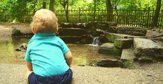Der Prinzengarten - Ein Wasserspielplatz im Nymphenburger Park