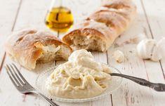 Ταραμοσαλάτα με νιφάδες πατάτας Kai, Cheese, Cooking, Recipes, Food, Drink, Kitchen, Beverage, Kochen