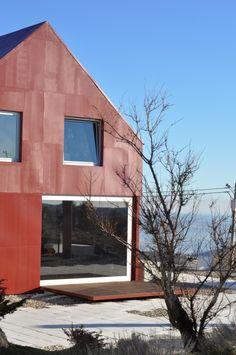 Casa das Penhas Douradas seen by Carina Bernardete