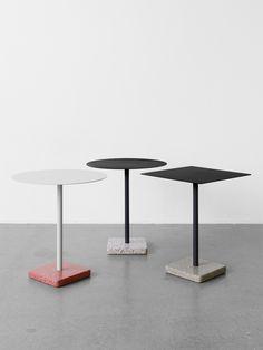 Terrazzo Table - HAY (DK) - Daniel Enoksson Studio