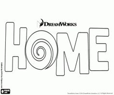 HOME Dreamworks Movie