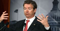 The rumors are true. Rand Paul will be endorsing Donald Trump. But, there is a simple reason for this endorsement and it is not because of actual support: Such baloney! then he shouldn't have said it until he knew who the nominee would be. It seems nobody, and I mean nobody, has any principles anymore. If Cruz ends up endorsing Drumph, then I will be truly, truly disgusted.