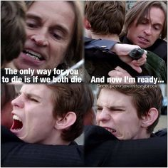 I loved Peter. Am I the only one that called Rumple a heartless wench? Lolololol