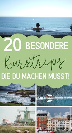 20 short trips & trips you could experience in – From cheap to luxury - Travel Modelb Site Places To Travel, Places To Visit, Road Trip Europe, Travel Capsule, Vacation Travel, Voyage Europe, Travel Illustration, Road Trip Hacks, Travel Magazines
