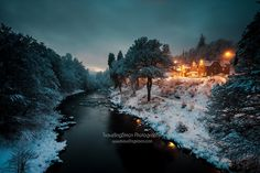 Invergarry in the Winter Pictures Of The Week, Scotland, Landscape, Winter, Outdoor, Image, Winter Time, Outdoors, Scenery