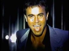 This is the official music video of Enriques hit song Bailamos. I put this on cause it is one of his most famous songs