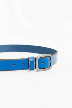 UO Leather Belt - Urban Outfitters