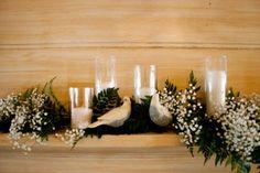 wedding mantel ideas - Google Search