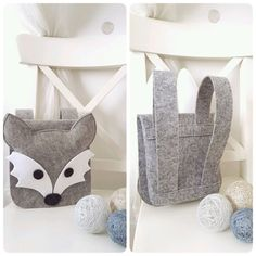Fox Bag Doll Accessories Sewing For Kids Diy For Kids Toddler Boy Gifts Baby Couture Sewing Crafts Sewing Projects Felt Fabric Felt Diy, Felt Crafts, Sewing For Kids, Diy For Kids, Sewing Crafts, Sewing Projects, Fox Bag, Toddler Boy Gifts, Animal Bag
