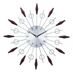 Telechron Noyes Mid-century Clock - Overstock™ Shopping - Great Deals on Clocks