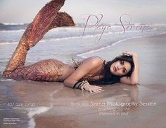 Famous Professional Silicone Mermaid Tail Monofin Swimmable. H20, Little mermaid