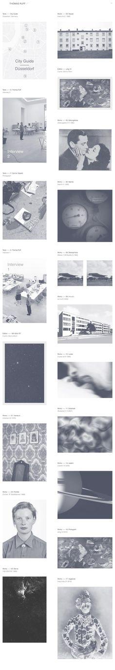 Thomas Ruff | Semitransparent Design™
